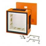 FK 5000 Коробка огнестойкая коммуникационная пустая 255х255x160 IP55 оранжевая, Е30