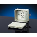 KF 7060 Коробка распределительная пустая 119х139х70 IP65 серая стойкая к УФ