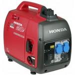 Маленький бензогенератор Honda EU 20 i