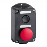 Пост кнопочный ПКЕ 212-2-У3-IP40-КЭАЗ (красный гриб)