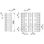 Кабельный канал - CD 80X25 - 3240281