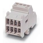 Модуль для контактов - VC-AMS 8-PE - 1583568