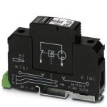 Разрядник для защиты от импульсных перенапряжений, тип 2 - F-MS 12/FM - 2817974