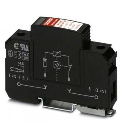 Разрядник для защиты от импульсных перенапряжений, тип 2 - VAL-MS 350VF - 2856582