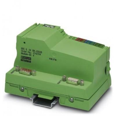 Устройство сопряжения с шиной - IBS IL 24 BK-DSUB-PAC - 2861593