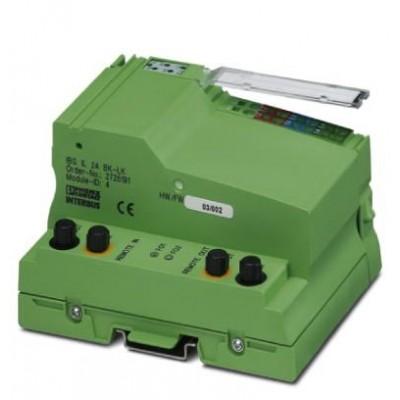 Устройство сопряжения с шиной - IBS IL 24 BK-LK-PAC - 2861218
