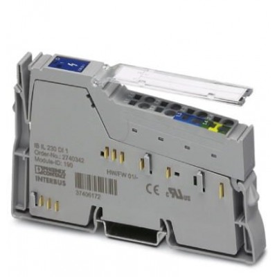 Клеммы Inline - IB IL 230 DI 1-PAC - 2861548