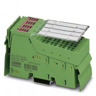 Клеммы Inline - IB IL 24 DO 32/HD-PAC - 2862822