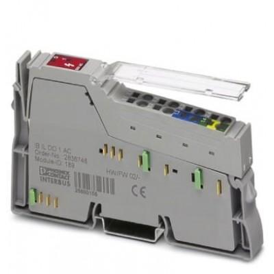 Клеммы Inline - IB IL DO 1 AC-PAC - 2861920