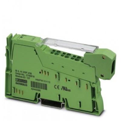 Клеммы Inline - IB IL AI 2/SF-230-PAC - 2861577