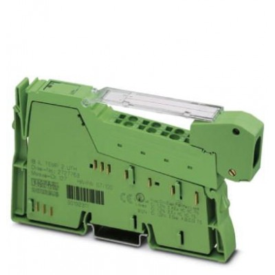 Функциональные клеммные модули Inline - IB IL TEMP 2 UTH-PAC - 2861386