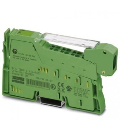 Функциональные клеммные модули Inline - IB IL TEMP 2 RTD-PAC - 2861328