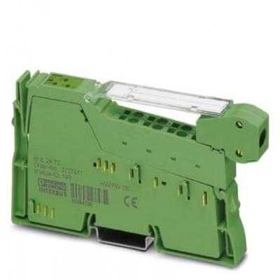 Функциональные клеммные модули Inline - IB IL 24 TC-PAC - 2861360