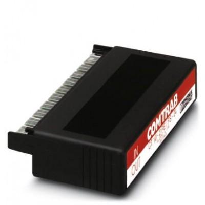 Штекерный модуль для защиты от перенапр-й - CT 10-2PE/FS-24 - 2807955