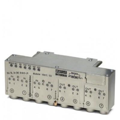 Децентрализ. устройство ввода-вывода - IBS RL 24 DIO 8/8/8-T - 2836476