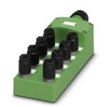 Коробка датчика и исполнительного элемента - SACB- 8/3-C QO-0,34 - 1548370