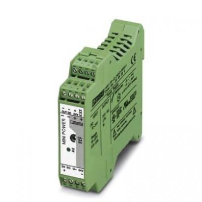 Преобразователи постоянного тока - MINI-PS- 12- 24DC/24DC/1 - 2866284