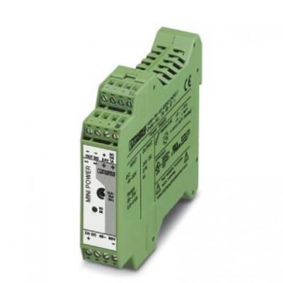 Преобразователи постоянного тока - MINI-PS- 48- 60DC/24DC/1 - 2866271