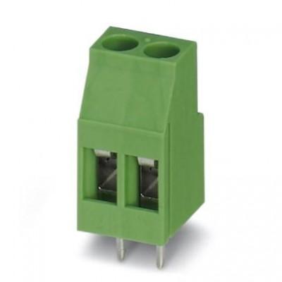 Клеммные блоки для печатного монтажа - MKDS 3/ 7 BG(1357)H1L ANG.SCHR - 1930221