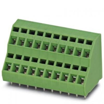 Клеммные блоки для печатного монтажа - ZFKKDS 1,5-5,08 - 1704402
