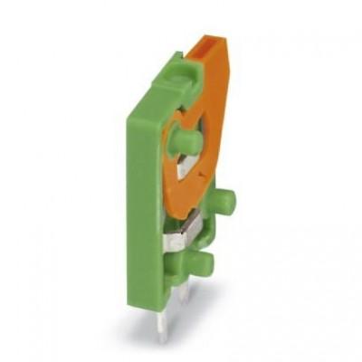 Клеммные блоки для печатного монтажа - FFKDSA1/V-2,54-25 BD:25-1 Q SO - 1934832