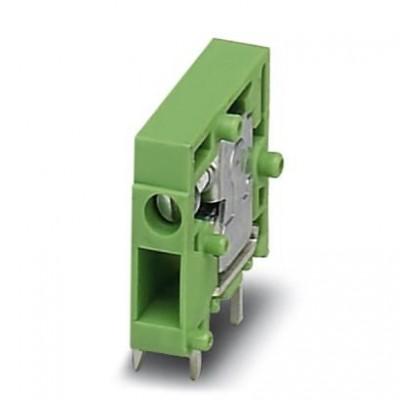 Клеммные блоки для печатного монтажа - FRONT 2,5-H/SA10-EX BK - 1928615