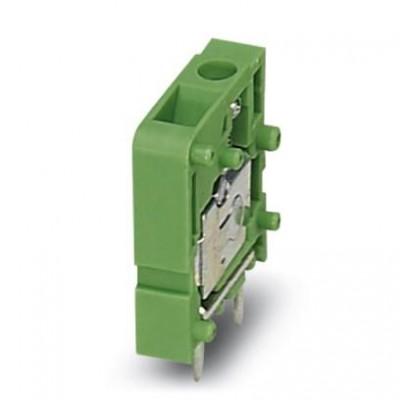 Клеммные блоки для печатного монтажа - FRONT 2,5-V/SA10/ 6 GY - 1700192