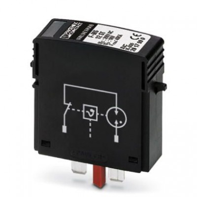 Штекерный модуль для защиты от перенапряжений, тип 2 - F-MS 12 ST - 2817990