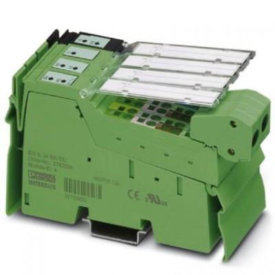 Устройство сопряжения с шиной - IBS IL 24 BK-T/U-2MBD-PAC - 2862000