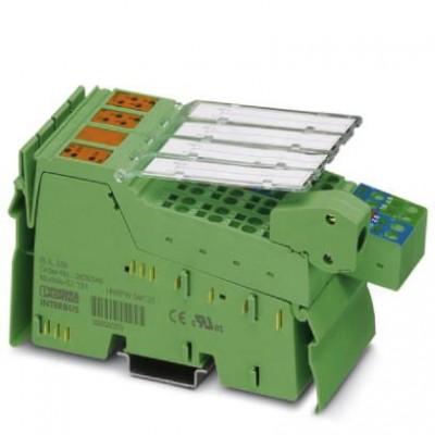 Функциональные клеммные модули Inline - IB IL SSI-PAC - 2861865