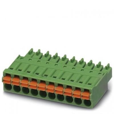 Кабельный соединитель - FMC 1,5/12-ST-3,5 BK - 1701334