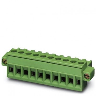 Разъем печатной платы - MSTBT 2,5/ 3-STF-5,08 BK - 1962574