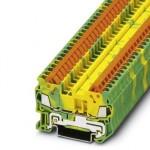 Клемма защитного провода - QTC 1,5-PE - 3205035
