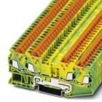 Клемма защитного провода - QTC 1,5-QUATTRO-PE - 3205093