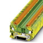 Клемма защитного провода - QTC 2,5-PE - 3206432