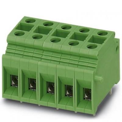 Клеммные блоки для печатного монтажа - KDS10/ 4+3RZ BS:L1,L2,L3,N - 1928055