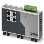 Промышленный коммутатор - FL SWITCH SF 4TX/3FX ST - 2832603