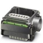 Комплект вставных соединителей - DC-B 6-SET-HD-M20-M-7X4-UT - 1602216