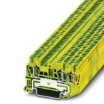 Клемма защитного провода - ST 1,5-TWIN-PE - 3031144