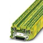 Клемма защитного провода - ST 2,5-TWIN-PE - 3031267