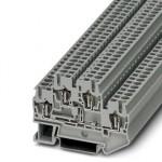 Двухъярусная пружинная клемма - STTB 2,5 - 3031270
