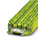 Клемма защитного провода - ST 4-TWIN-PE - 3031416
