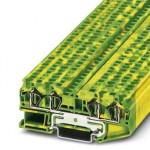 Клемма защитного провода - ST 4-QUATTRO-PE - 3031461
