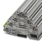 Клемма для подключения электродвигателя - ST 2,5-PE/3L - 3036055