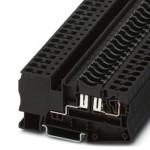 Клеммы для установки предохранителей - ST 4-FSI/C RD - 3037863
