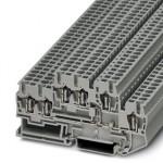 Двухъярусная пружинная клемма - STTB 2,5-TWIN - 3038516