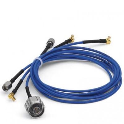 Антенный кабель - RAD-PIG-EF316-MCX-N - 2867681