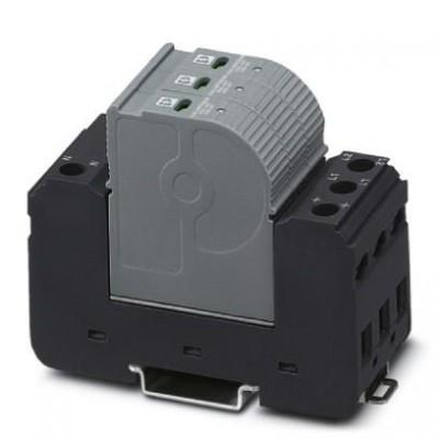 Разрядник для защиты от импульсных перенапряжений, тип 2 - VAL-CP-3C-350 VF - 2859534