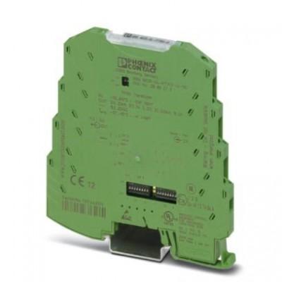 Измер. преобразователь с термометром сопротивления - MINI MCR-SL-PT100-UI-NC - 2864273
