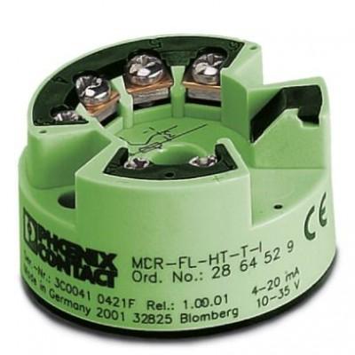 Измерительный преобразователь - MCR-FL-HT-T-I - 2864529